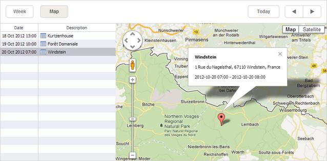 Χάρτης Google dating μέθοδο χρονολόγηση άνθρακα για την εύρεση της ηλικίας ενός φυτού